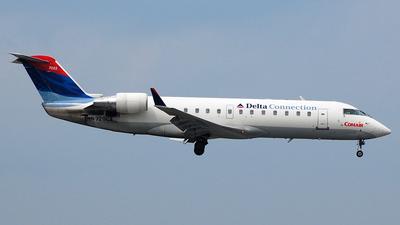N920CA - Bombardier CRJ-100ER - Delta Connection (Comair)