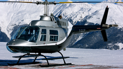 F-GLUP - Bell 206B JetRanger III - Private