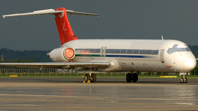 OE-LMM - McDonnell Douglas MD-83 - MAP Executive Flightservice