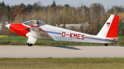 D-KMES - Schleicher ASK-16 - Private