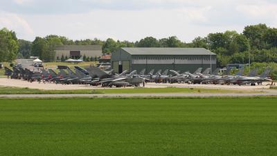 EBFS - Airport - Ramp