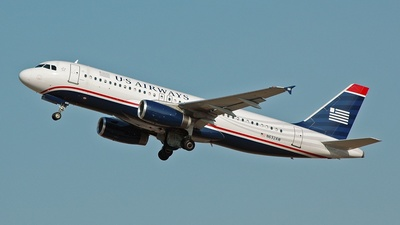 N632AW - Airbus A320-231 - US Airways (America West Airlines)