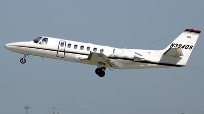N394QS - Cessna 560 Citation Ultra - Private