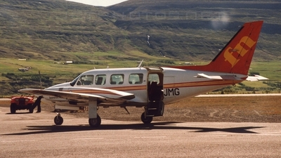 TF-JMG - Piper PA-31-350 Chieftain - Flugfélag Nordurlands