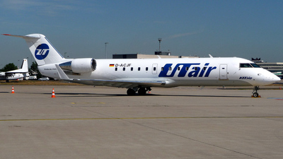 D-ACJF - Bombardier CRJ-100LR - UTair Aviation