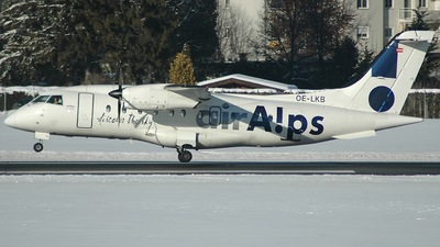 OE-LKB - Dornier Do-328-110 - Air Alps Aviation