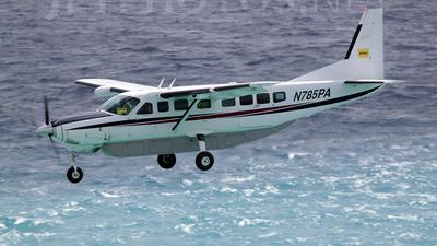 N785PA - Cessna 208B Super Cargomaster - Africair
