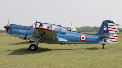 F-BLXP - Morane-Saulnier MS-733 Alcyon - Private