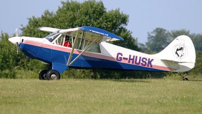 G-HUSK - Aviat A-1B Husky - Private