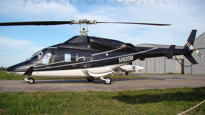 N168SM - Bell 222B - Private