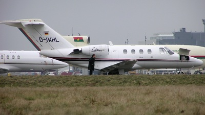 D-IWHL - Cessna 525 CitationJet 1 - Michael Schultz Airconsulting