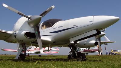YR-SCD - Diamond DA-42 Twin Star - Regional Air Services