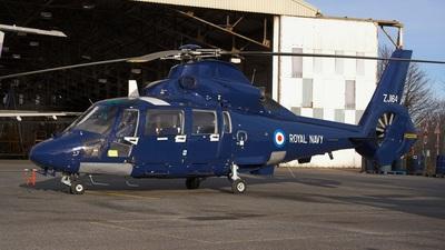 ZJ164 - Aérospatiale SA 365N Dauphin 2 - United Kingdom - Royal Navy