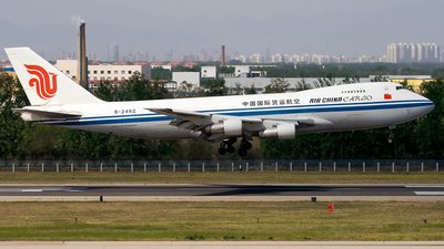 B-2462 - Boeing 747-2J6F(SCD) - Air China Cargo