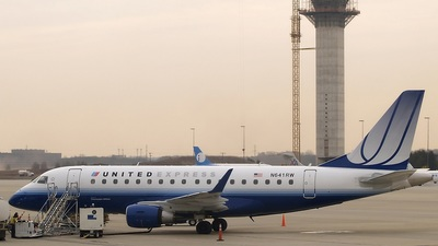 N641RW - Embraer 170-100SE - United Express (Chautauqua Airlines)