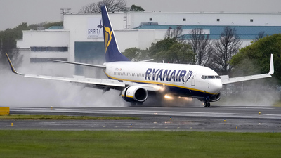 EI-DLK - Boeing 737-8AS - Ryanair