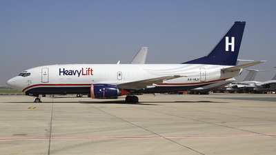 A6-HLH - Boeing 737-3G7(SF) - HeavyLift International Airlines