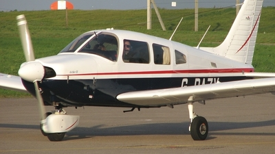 A picture of GRAZY - Piper PA28181 - [288090102] - © Adam Kendall