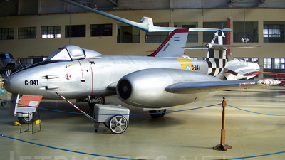 C-041 - Gloster Meteor F.4 - Argentina - Air Force