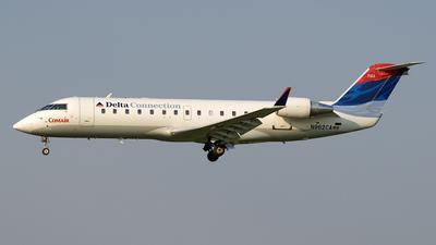 N962CA - Bombardier CRJ-100ER - Delta Connection (Comair)