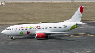 XA-VIY - Boeing 737-3B7 - VivaAerobus