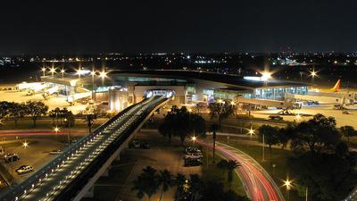 KTPA - Airport - Terminal
