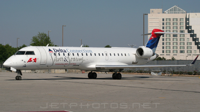 N740EV - Bombardier CRJ-701ER - Delta Connection (Atlantic Southeast Airlines)