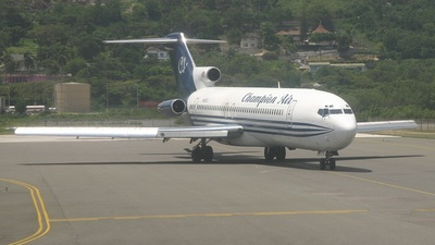 N696CA - Boeing 727-2J4(Adv) - Champion Air