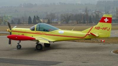 HB-HFJ - FFA AS-202/32TP Bravo - Private