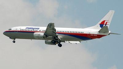 9M-MME - Boeing 737-4H6 - Malaysia Airlines