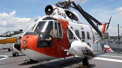 1429 - Sikorsky HH-52A Sea Guard - United States - US Coast Guard (USCG)