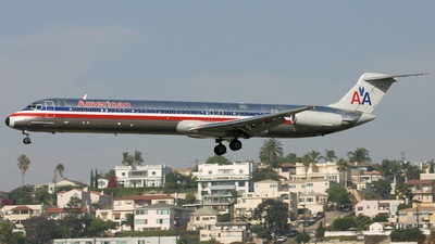 N290AA - McDonnell Douglas MD-82 - American Airlines