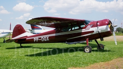 PP-DQX - Cessna 190 - Private