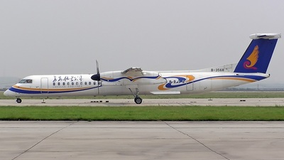 B-3568 - Bombardier Dash 8-Q401 - Chang'an Airlines
