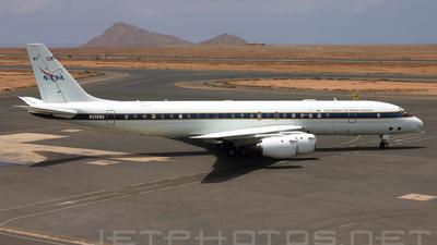 N436NA - Douglas DC-8-72 - United States - National Aeronautics and Space Administration (NASA)