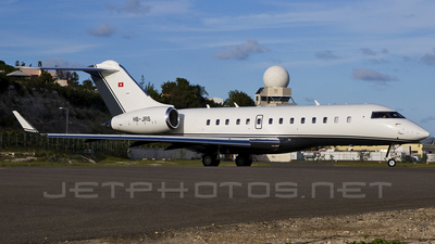 HB-JRS - Bombardier BD-700-1A11 Global 5000 - Albinati Aviation
