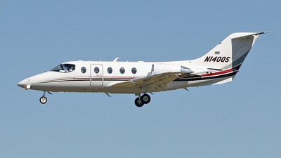 N140QS - Beechcraft 400A Beechjet - NetJets Aviation