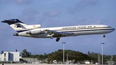N763AT - Boeing 727-264(Adv) - American Trans Air (ATA)
