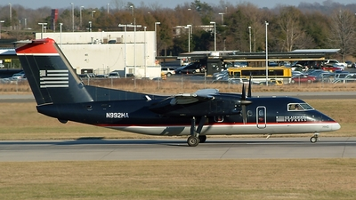 N992HA - Bombardier Dash 8-Q202 - US Airways Express (Piedmont Airlines)