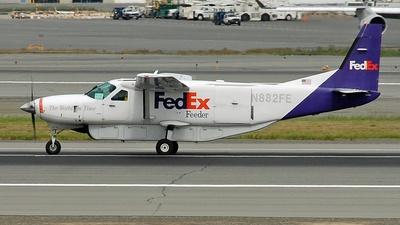 N882FE - Cessna 208B Grand Caravan - FedEx (Empire Airlines)