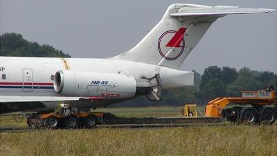 TC-ONP - McDonnell Douglas MD-88 - Onur Air