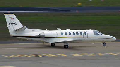 97-00101 - Cessna UC-35A1 Citation Ultra - United States - US Army