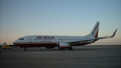 D-ABAC - Boeing 737-86J - Air Berlin