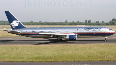 XA-APB - Boeing 767-3Q8(ER) - Aeroméxico