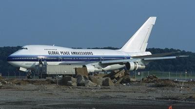 N4522V - Boeing 747SP-09 - Private
