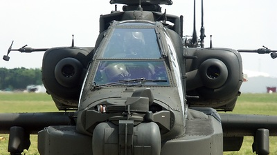 - Boeing AH-64D Apache - Netherlands - Royal Air Force