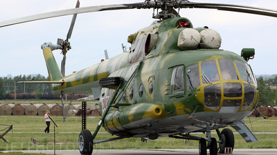 03 - Mil Mi-8 Hip - Russia - Air Force