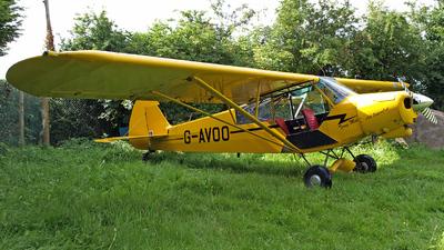 A picture of GAVOO - Piper PA18150 Super Cub - [188511] - © Steve Homewood