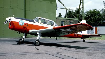 WK643 - De Havilland Canada DHC-1 Chipmunk T.10 - United Kingdom - Royal Air Force (RAF)