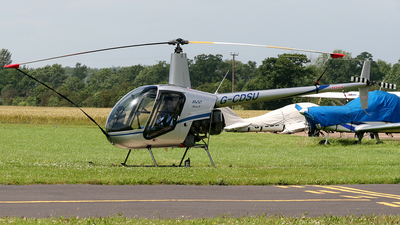 G-CDSU - Robinson R22 Beta II - Private